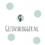 Logo gezinsblogger