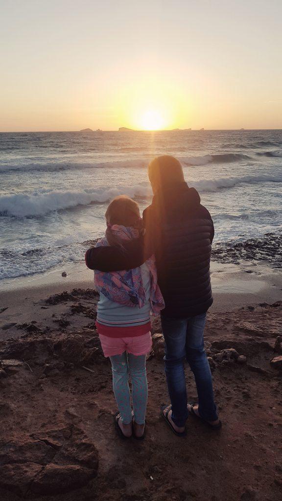 Ibiza sunset 576x1024 - Mijn favoriete vakantiebestemmingen