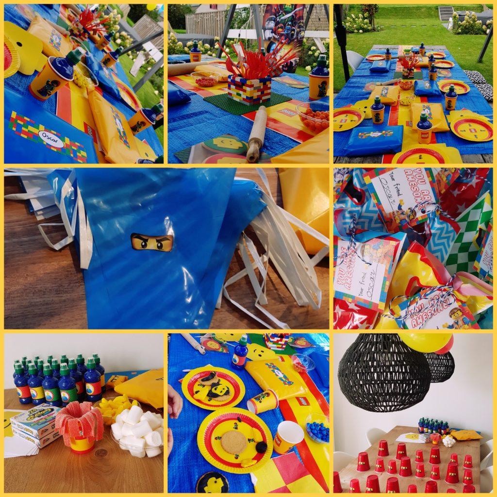 Lego compilatie 1024x1024 - LEGO kinderfeestje
