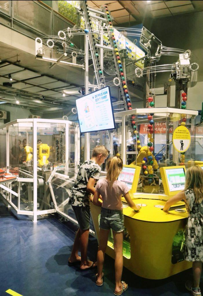 Nemo 10 701x1024 - Een middag in het NEMO Science Museum