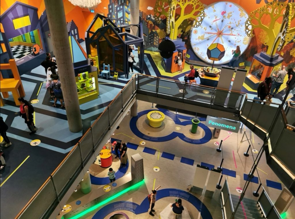 Nemo 6 1024x759 - Een middag in het NEMO Science Museum