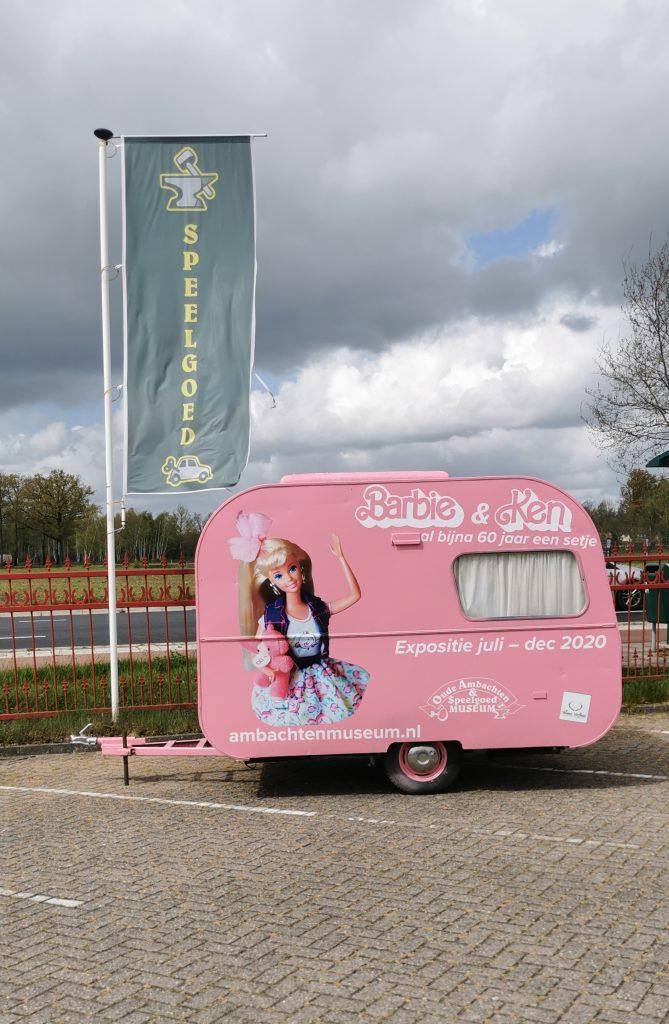 Barbie caravan 669x1024 - Het Oude Ambachten en Speelgoed museum